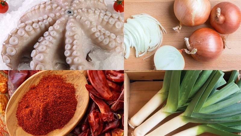 Mách bạn bí quyết làm món bạch tuộc xào cay thơm ngon tuyệt đỉnh, càng ăn càng mê