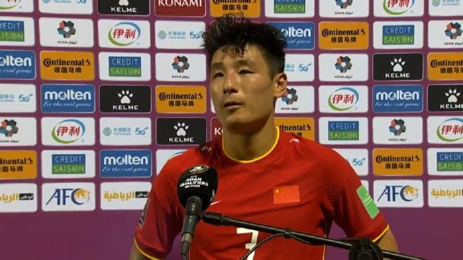 Ngôi sao Trung Quốc phủ nhận ghi cú đúp vào lưới đội tuyển Việt Nam